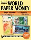 Pick: Standard Catalog of World Paper Money - modern issues 1961 - present. 25. edition 2019.